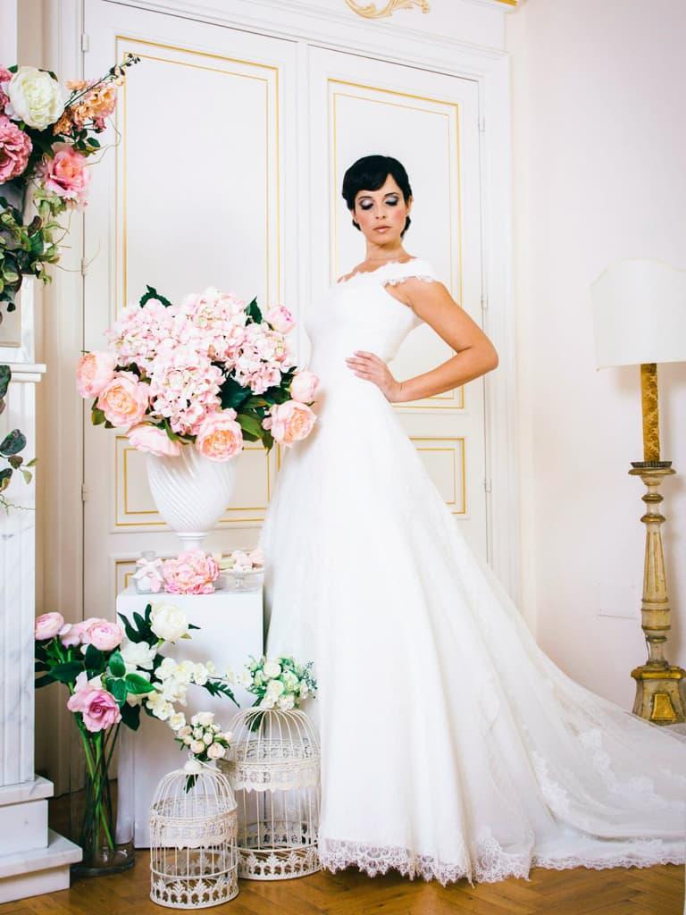 Collezione Abiti da sposa La Parigina 2015