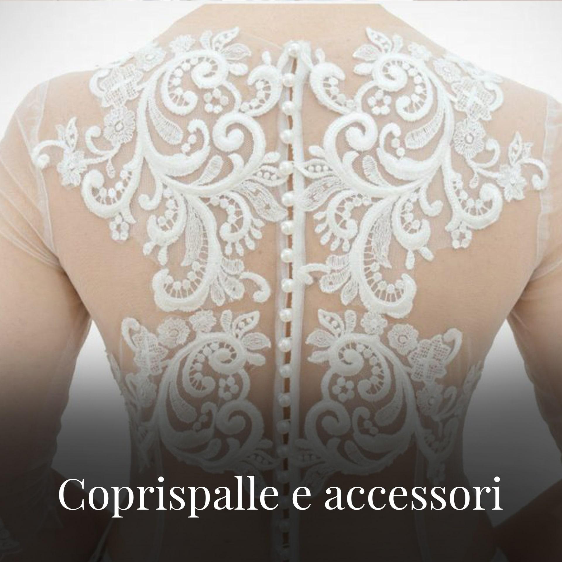 Coprispalle e Accessori Sposa Cagliari