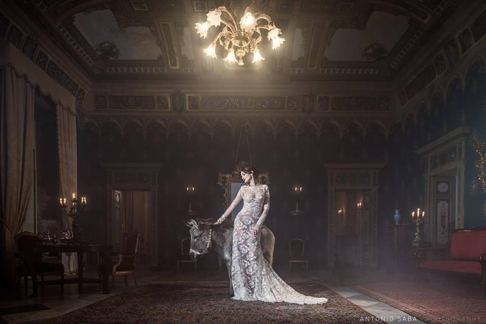 Abiti da sposa Cagliari - Antonio Saba Fotografo